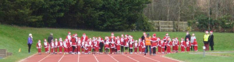 The Rotary Santa Fun Run December 2014 - DSC02214