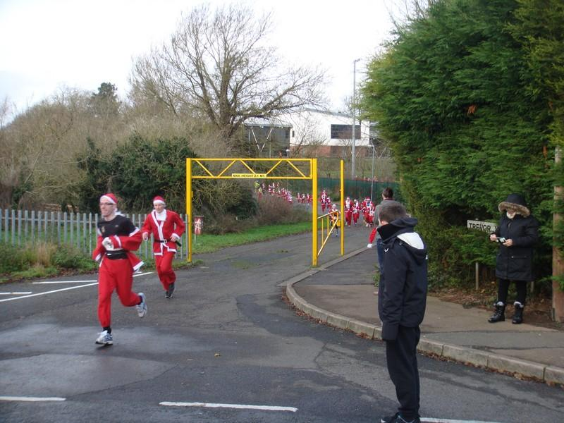 The Rotary Santa Fun Run December 2014 - DSC02242