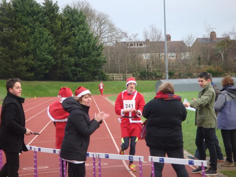 The Rotary Santa Fun Run December 2014 - DSC02251