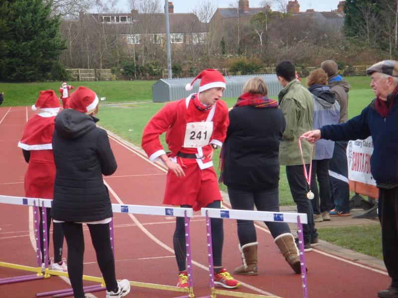 The Rotary Santa Fun Run December 2014 - DSC02252