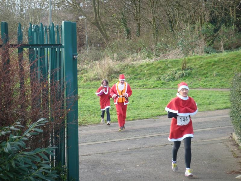The Rotary Santa Fun Run December 2014 - DSC02267