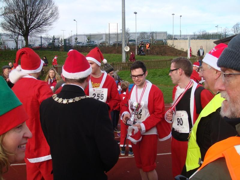 The Rotary Santa Fun Run December 2014 - DSC02272