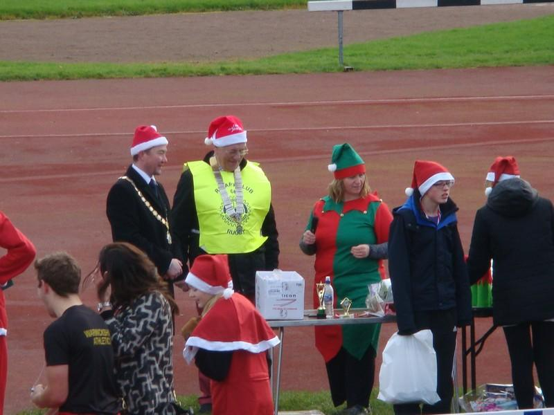 The Rotary Santa Fun Run December 2014 - DSC02302 1