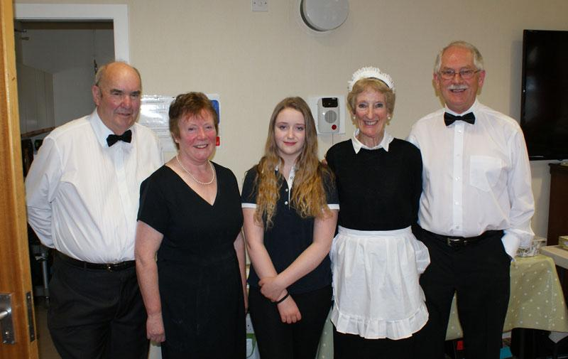Rotary - Tea & Cakes at Blackhills Court -