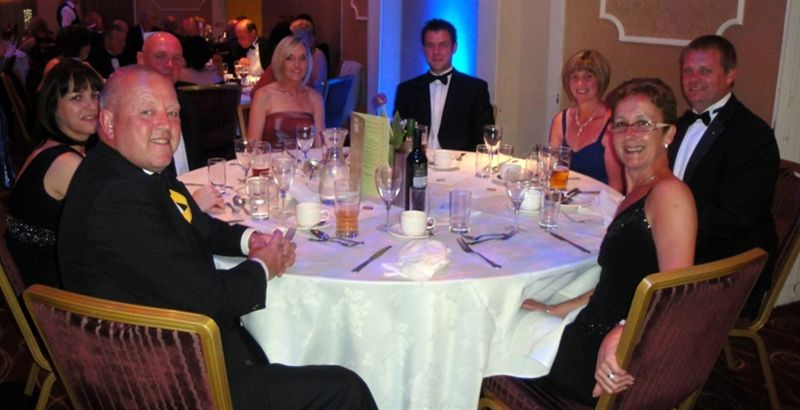 Llanelli Rotary Club annual ball -