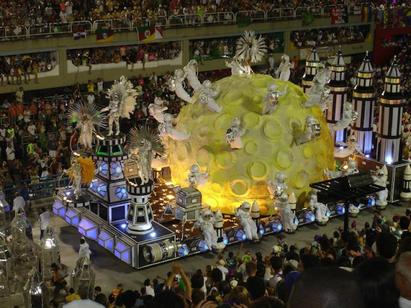 GUEST EVENING - 'Rio Carnival', Doug Marr -