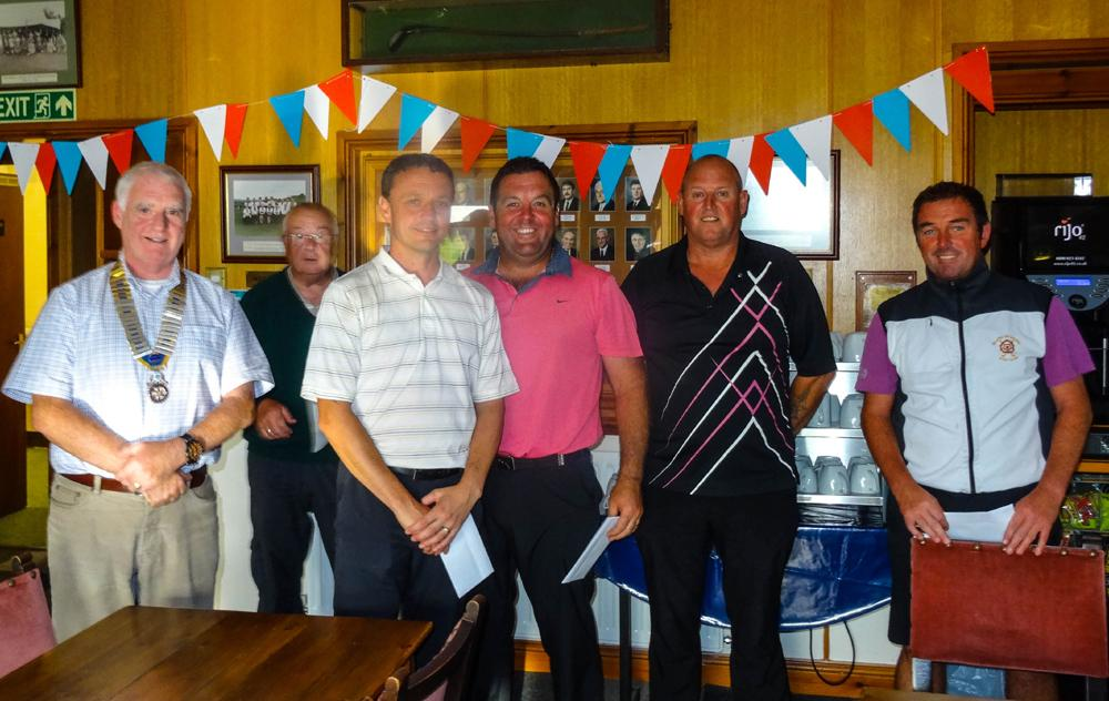 Golf Tournament 2016 -