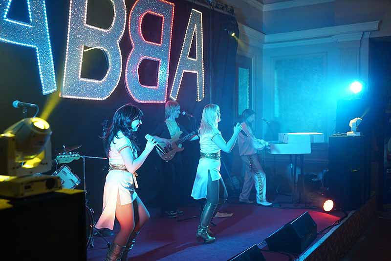 Conference 2016 memories - Abba Forever were simply fantastic
