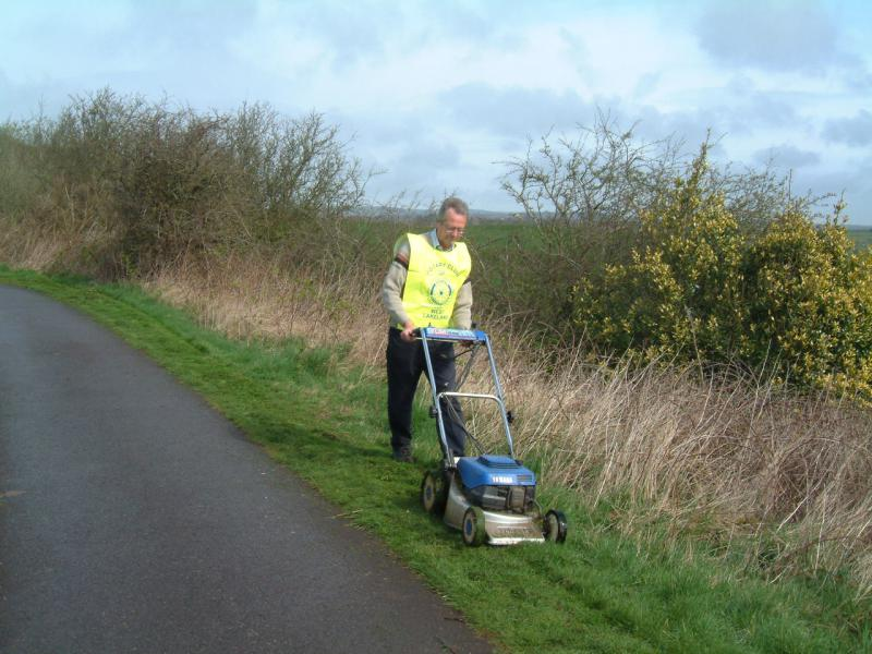 2005 Egremont Cycle Track Maintenance -