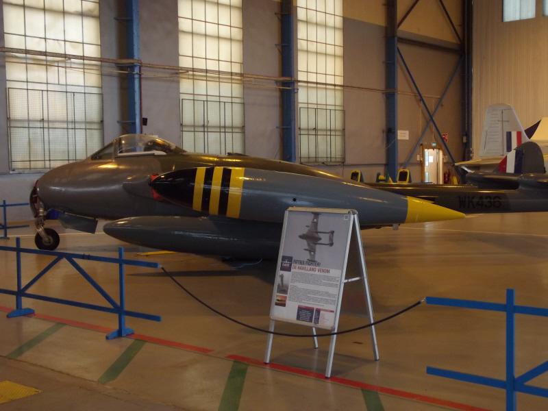 Visit to Classic Air Force Museum - DSCF0083 6
