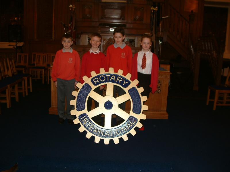 Primary Schools Quiz 2012 - St Andrews