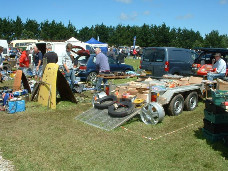 Wheels 2012  Success with Slideshow - More Auto Jumble