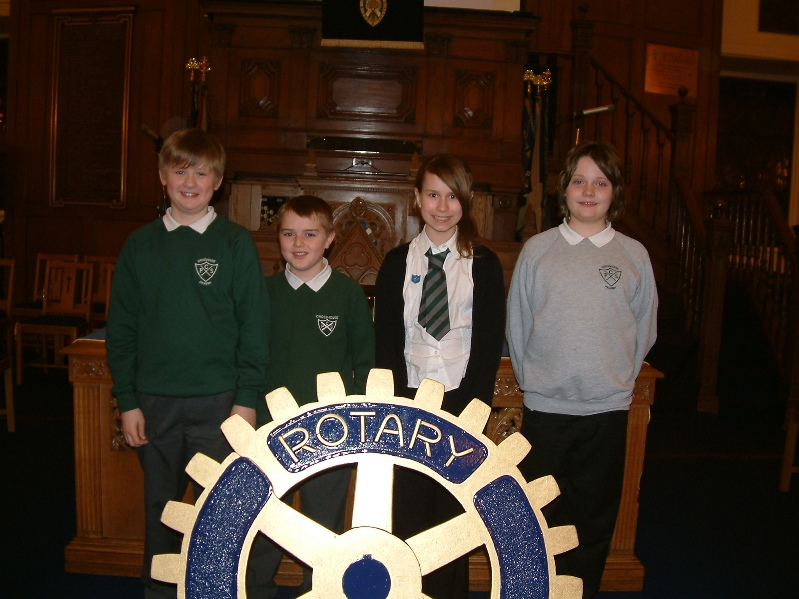 Primary Schools Quiz 2012 - Crosshouse