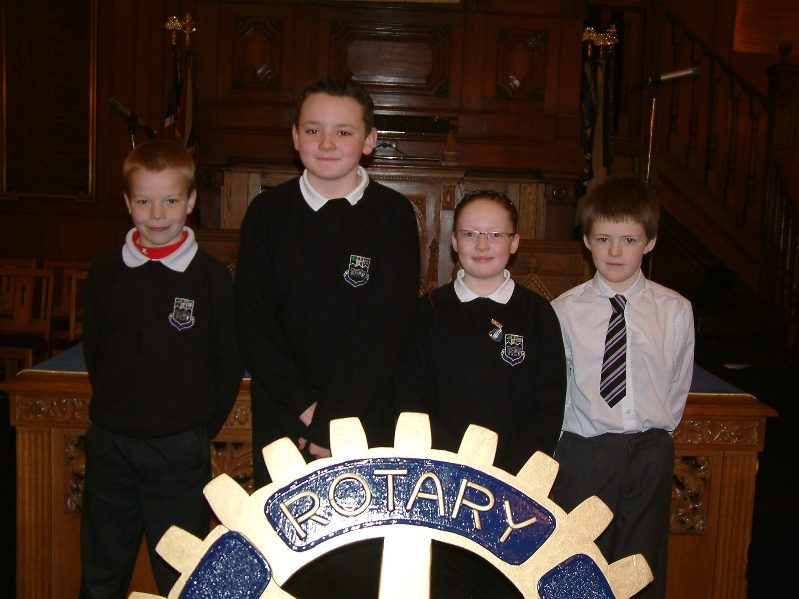 Primary Schools Quiz 2012 - Shortlees