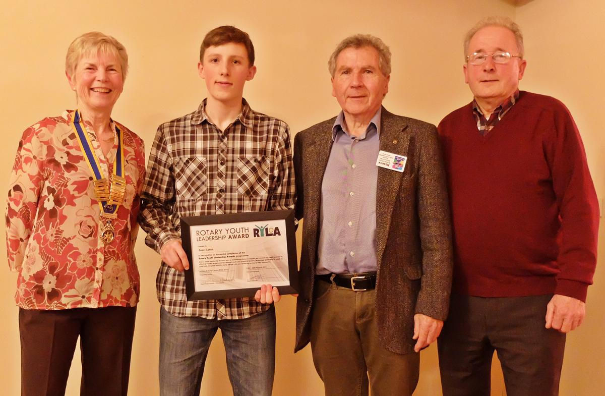 Rotary Youth Leadership Awards -