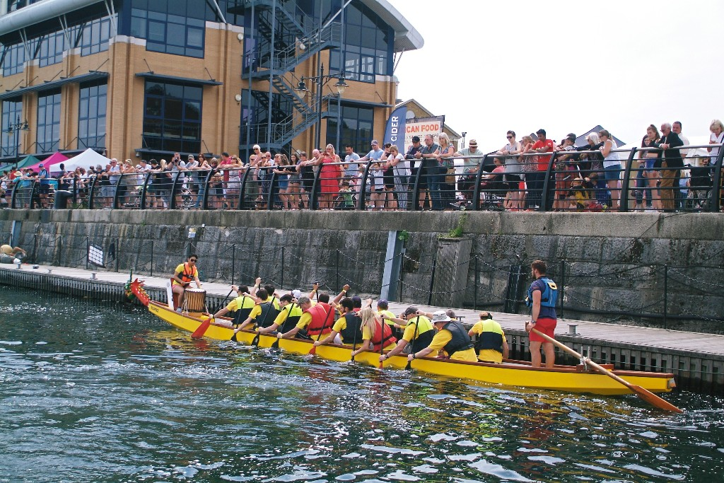 Photos from the 2017 Dragon Boat Challenge - DSCF0842