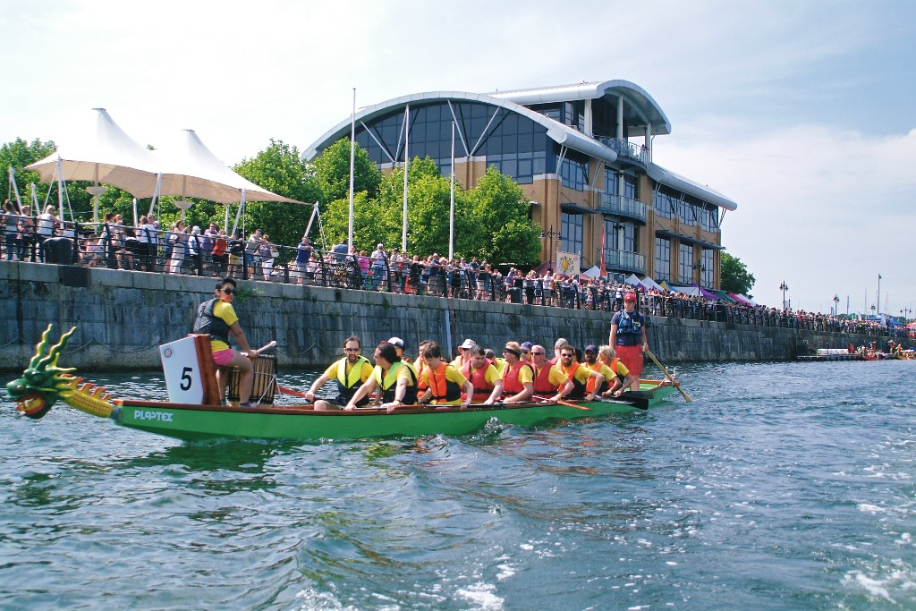 Photos from the 2017 Dragon Boat Challenge - DSCF0921