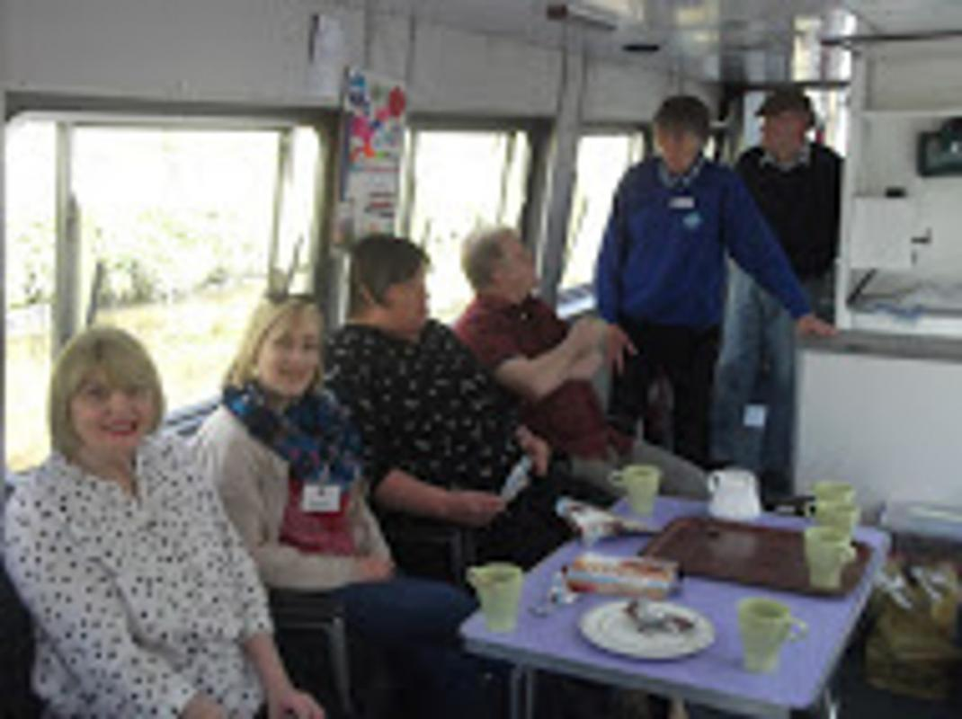 Community & Vocation - Guests enjoying the barge trip