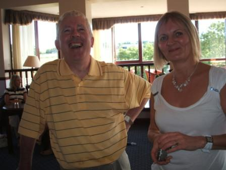 Charity Golf Day -  Eric & Norma