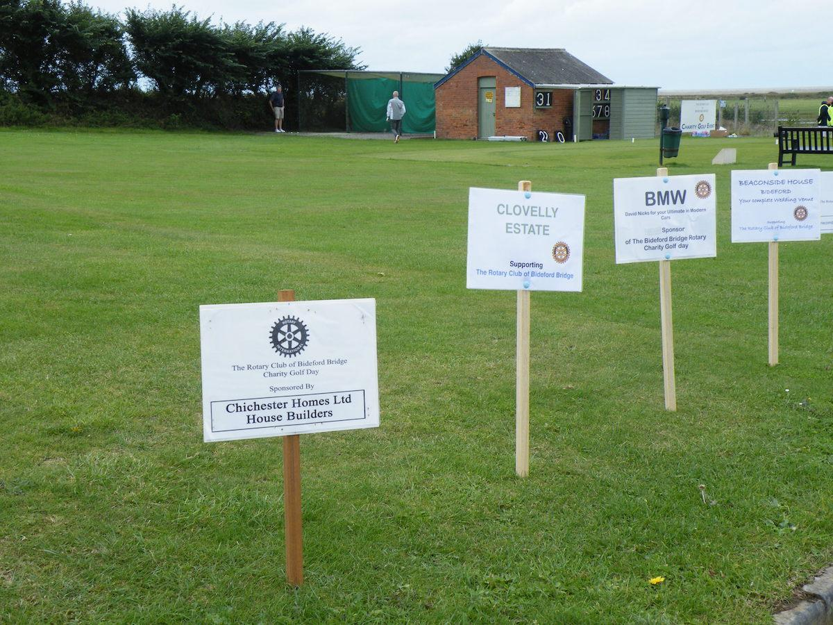 CHARITY GOLF DAY - 31ST AUGUST 2019 - DSCF4923