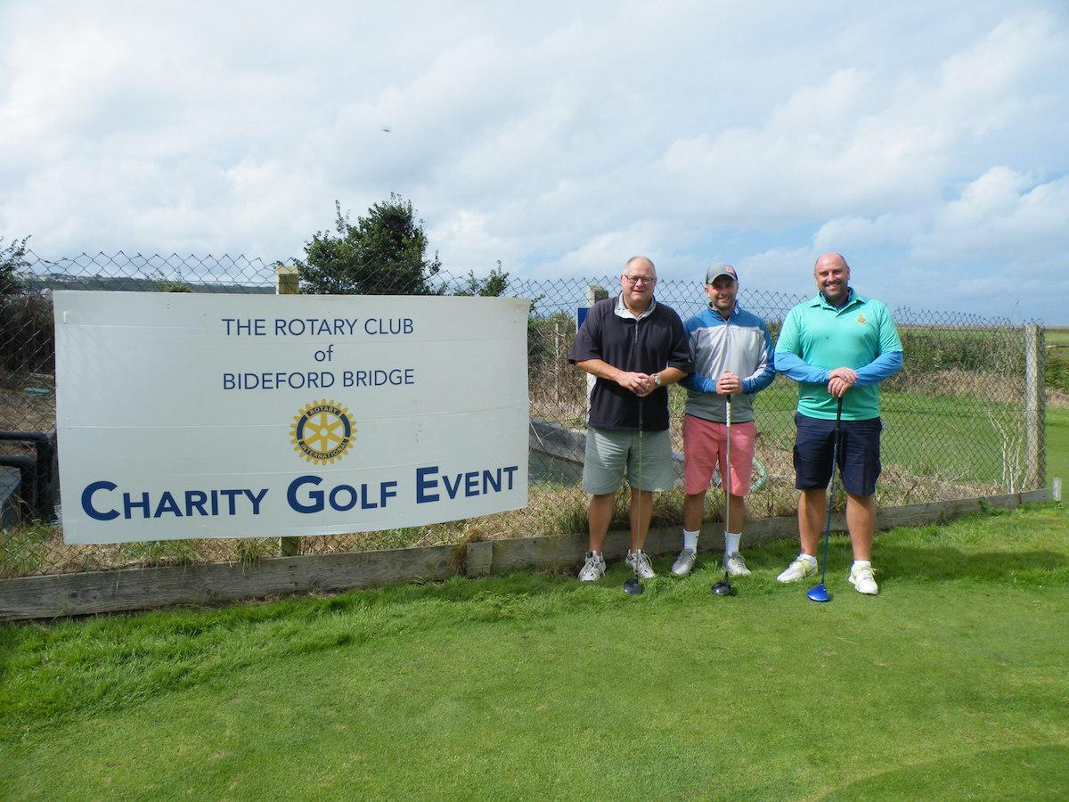 CHARITY GOLF DAY - 31ST AUGUST 2019 - DSCF4925- 31
