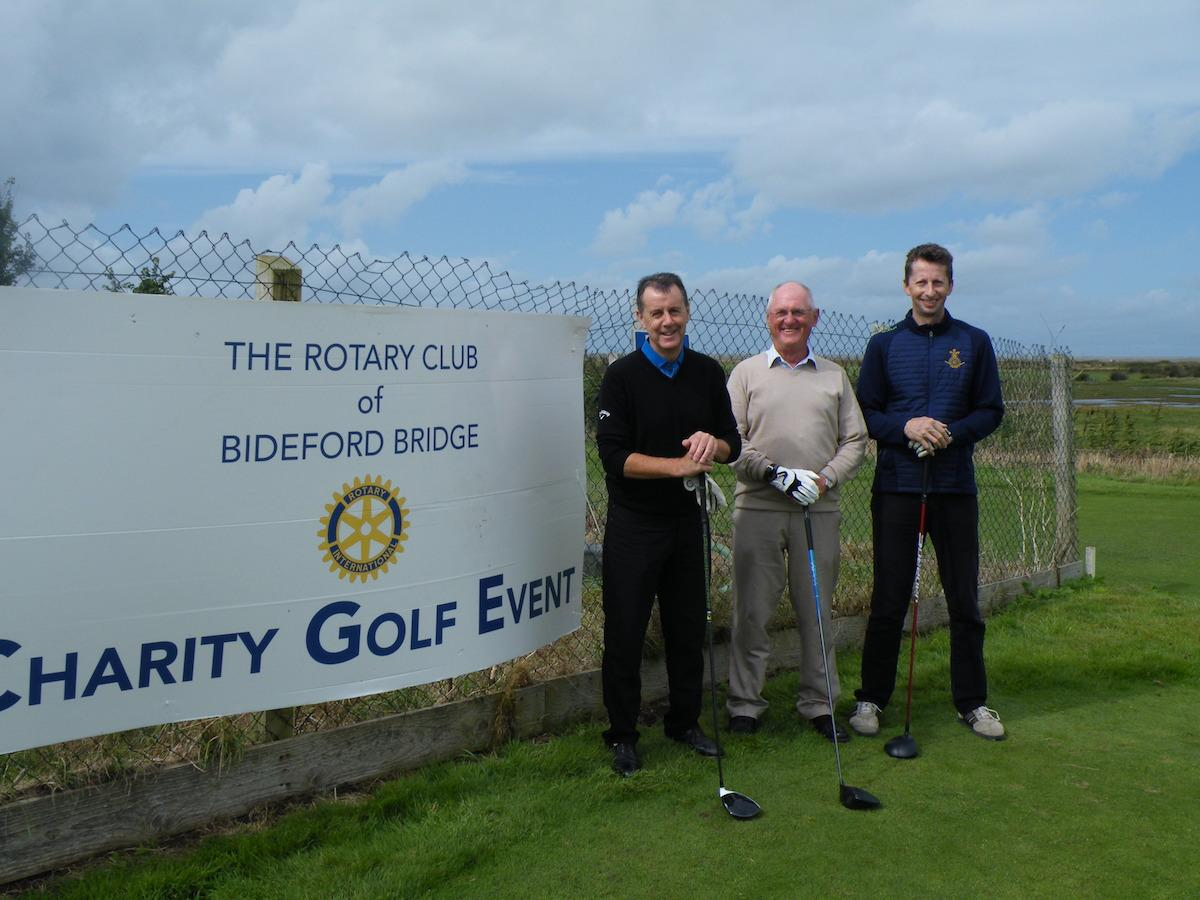CHARITY GOLF DAY - 31ST AUGUST 2019 - DSCF4926- 32