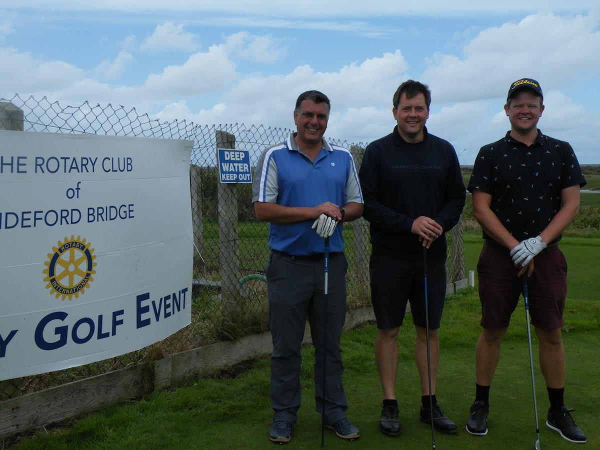 CHARITY GOLF DAY - 31ST AUGUST 2019 - DSCF4927- 33