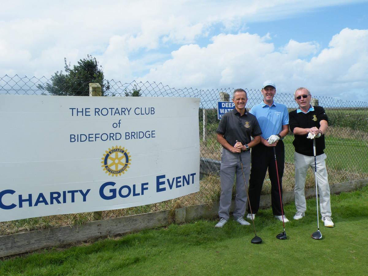 CHARITY GOLF DAY - 31ST AUGUST 2019 - DSCF4928- 34