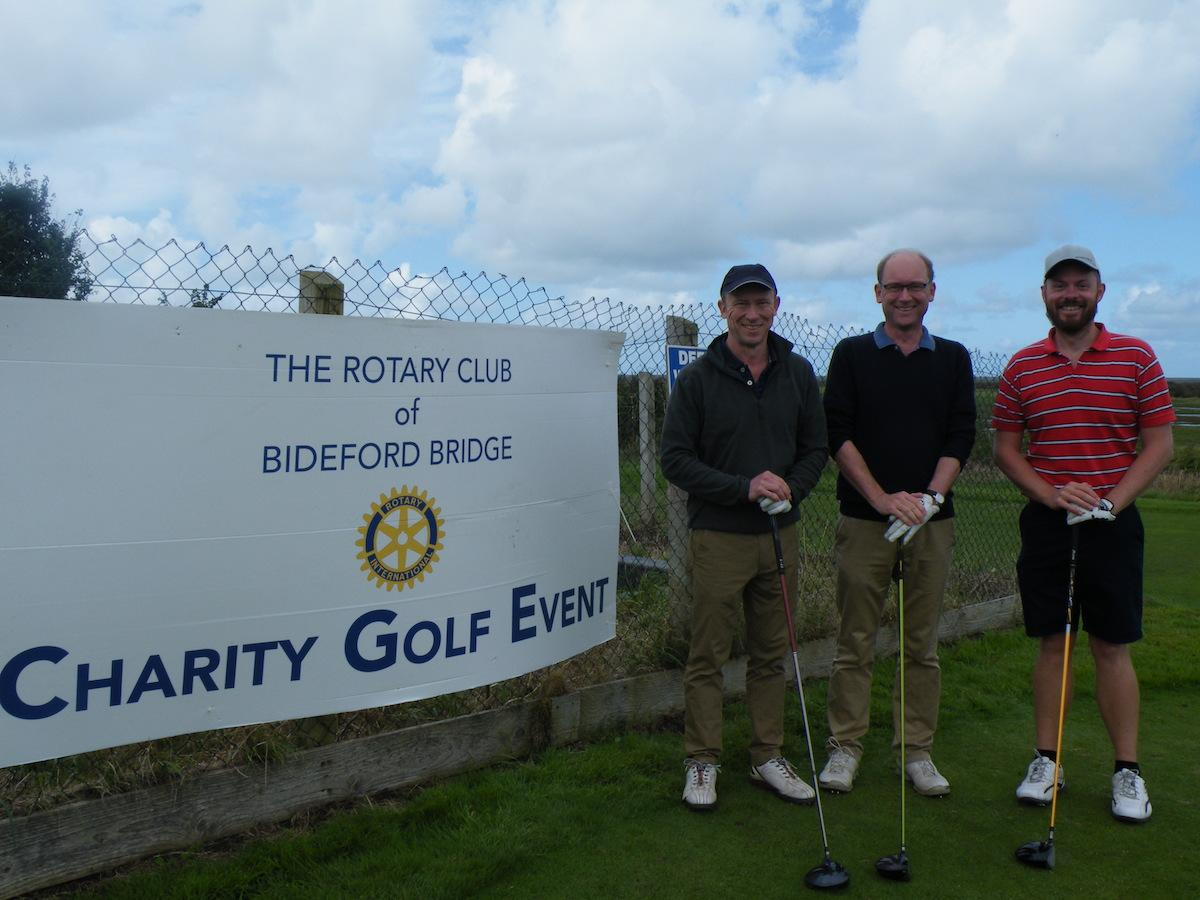 CHARITY GOLF DAY - 31ST AUGUST 2019 - DSCF4930-36
