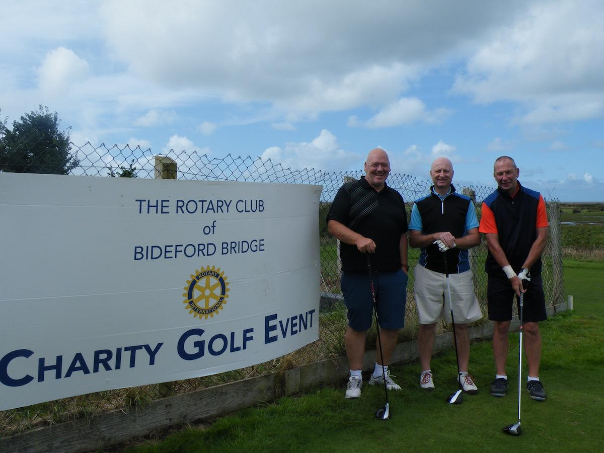 CHARITY GOLF DAY - 31ST AUGUST 2019 - DSCF4931-37