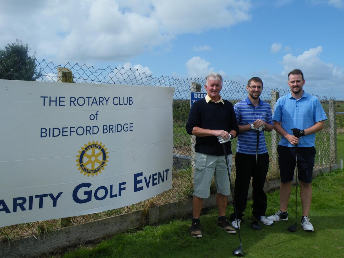CHARITY GOLF DAY - 31ST AUGUST 2019 - DSCF4933
