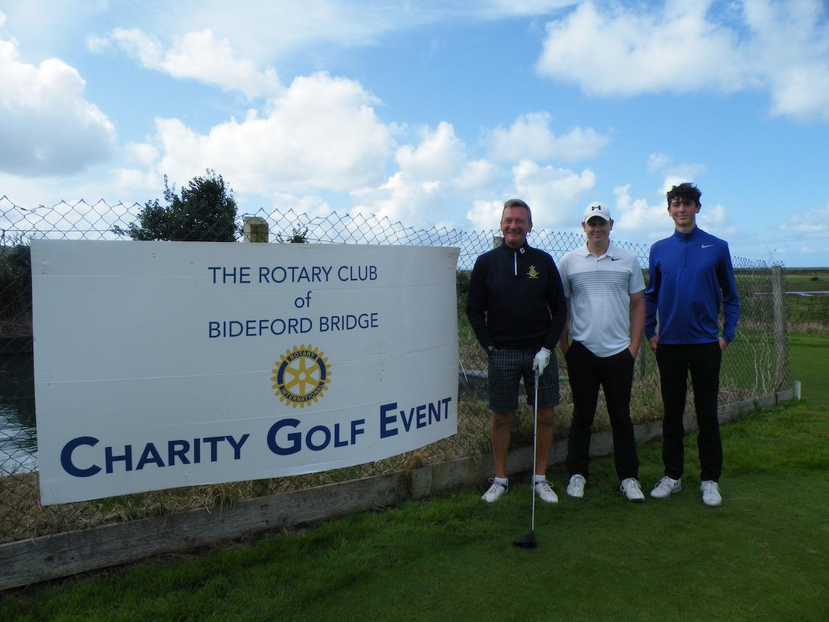 CHARITY GOLF DAY - 31ST AUGUST 2019 - DSCF4938