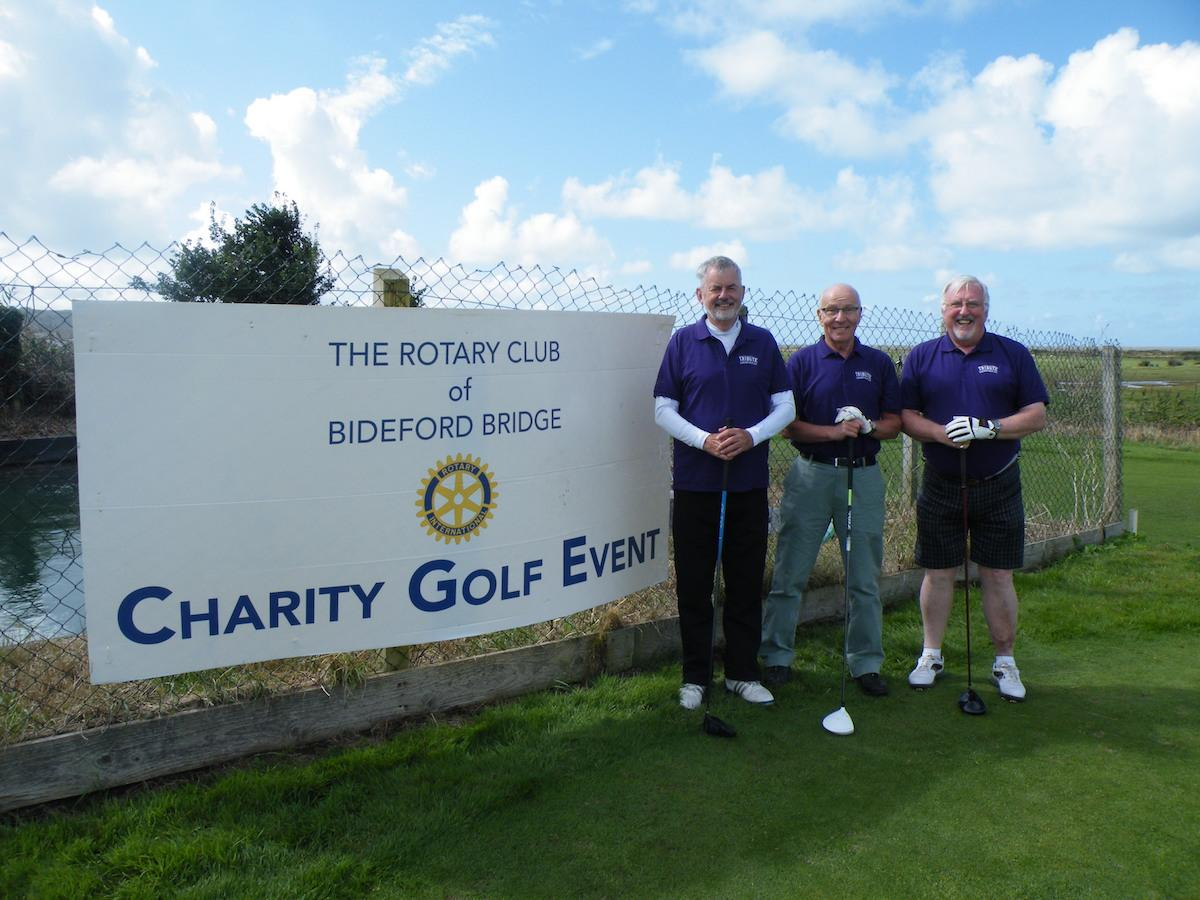 CHARITY GOLF DAY - 31ST AUGUST 2019 - DSCF4940-45