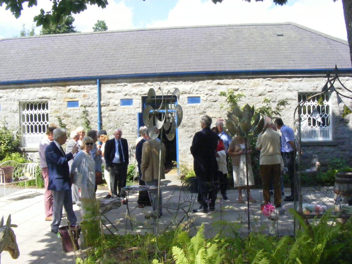 Visit to Holyhead by Dun Laoghaire Rotary Club 24th July 2017 - DSCF6590
