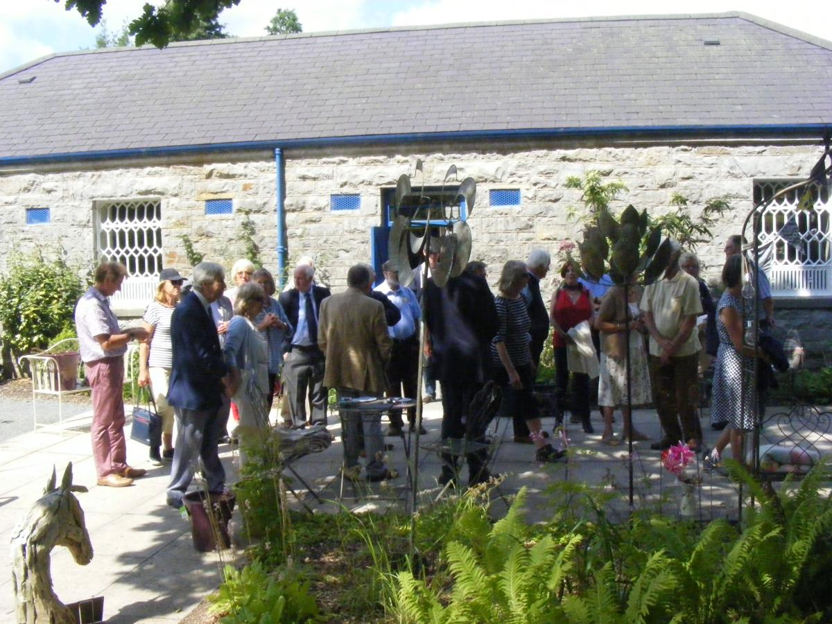 Visit to Holyhead by Dun Laoghaire Rotary Club 24th July 2017 - DSCF6591