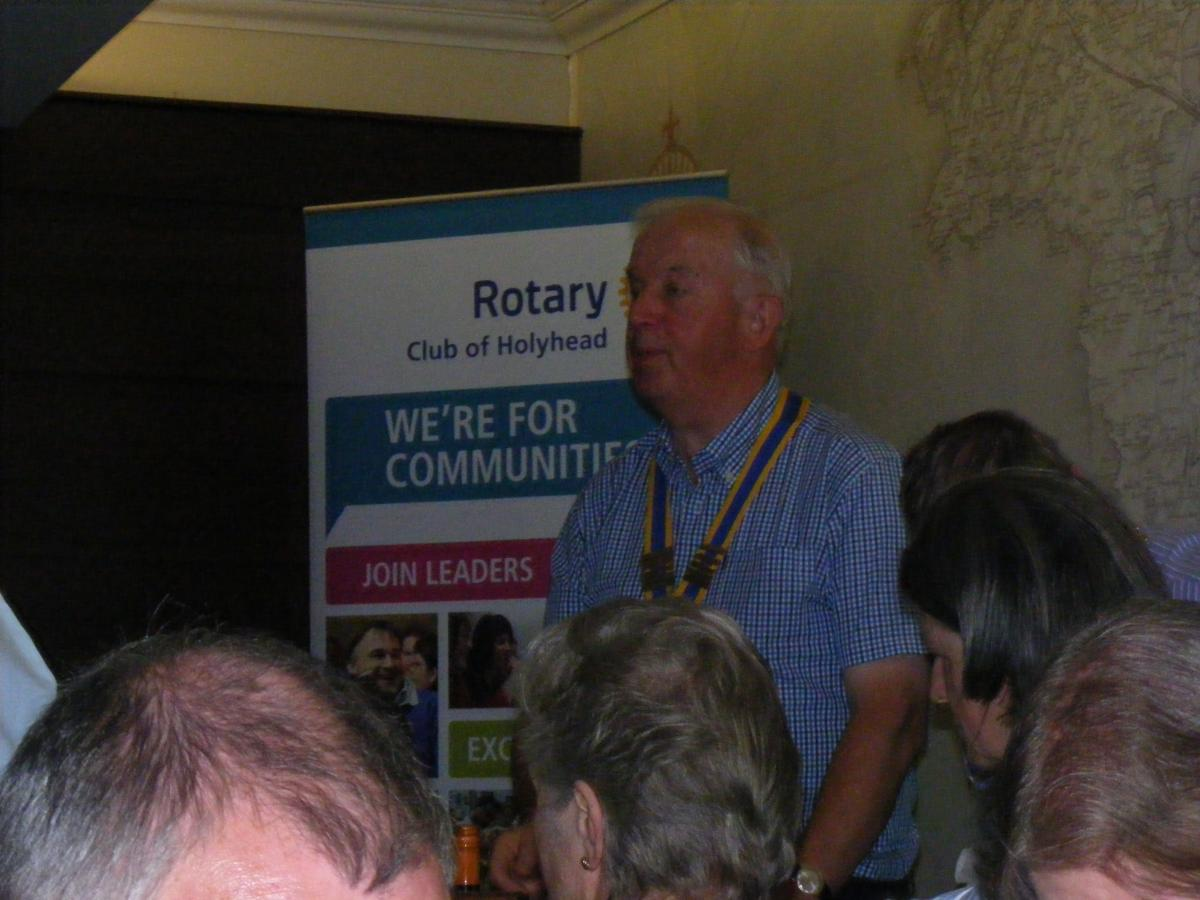Visit to Holyhead by Dun Laoghaire Rotary Club 24th July 2017 - DSCF6604