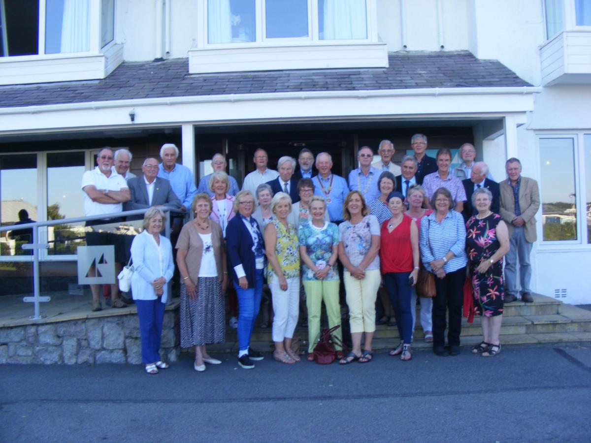 Visit to Holyhead by Dun Laoghaire Rotary Club 24th July 2017 - DSCF6609