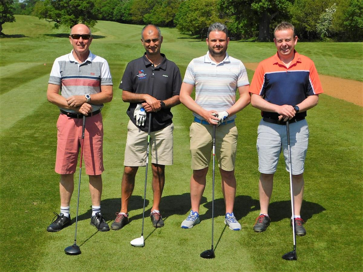 Golf Day at Stoneleigh Deer Park - May 15th 2018 - DSCN0049
