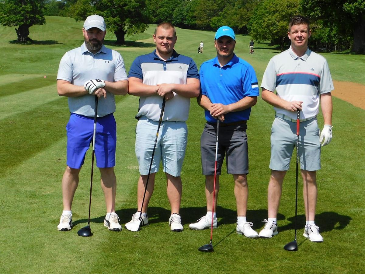 Golf Day at Stoneleigh Deer Park - May 15th 2018 - DSCN0051