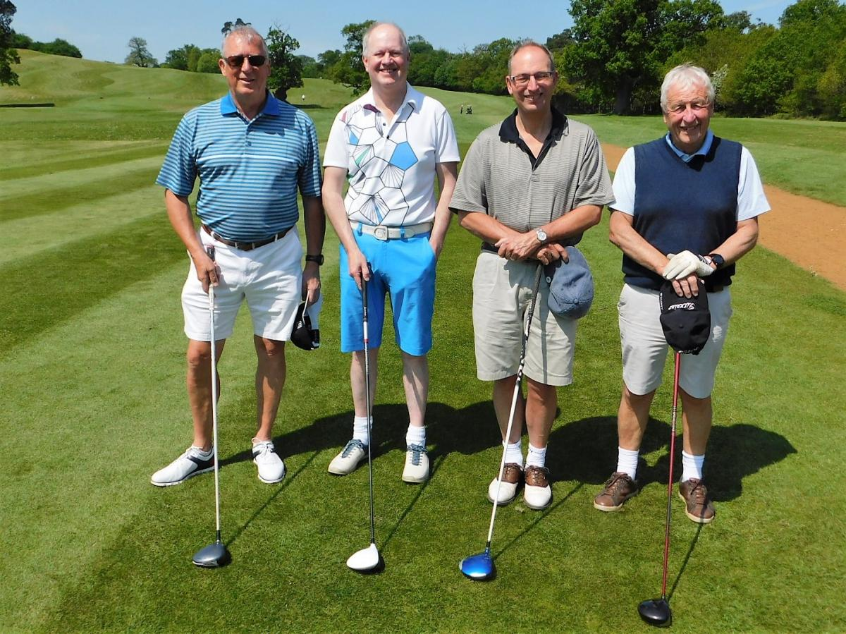 Golf Day at Stoneleigh Deer Park - May 15th 2018 - DSCN0057