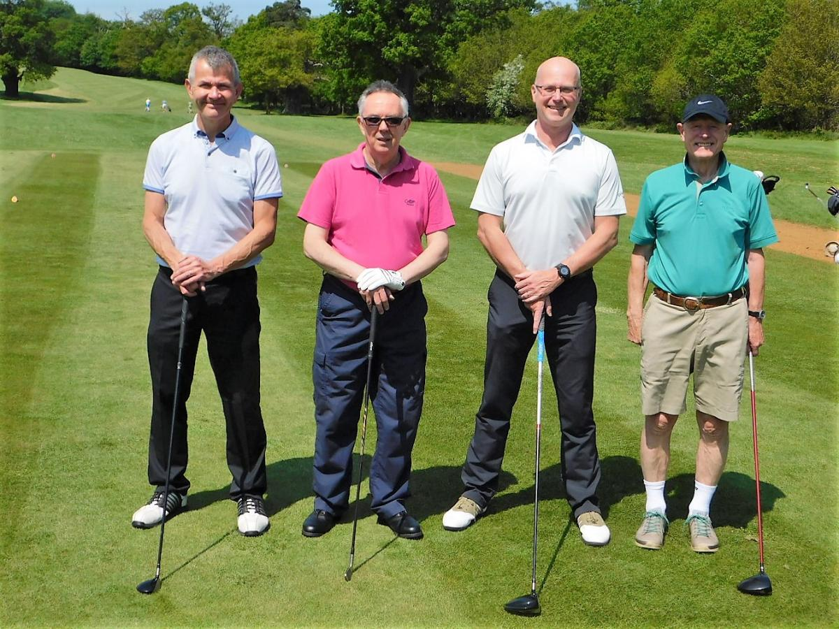 Golf Day at Stoneleigh Deer Park - May 15th 2018 - DSCN0059