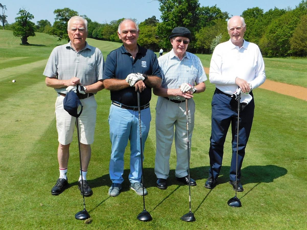 Golf Day at Stoneleigh Deer Park - May 15th 2018 - DSCN0065