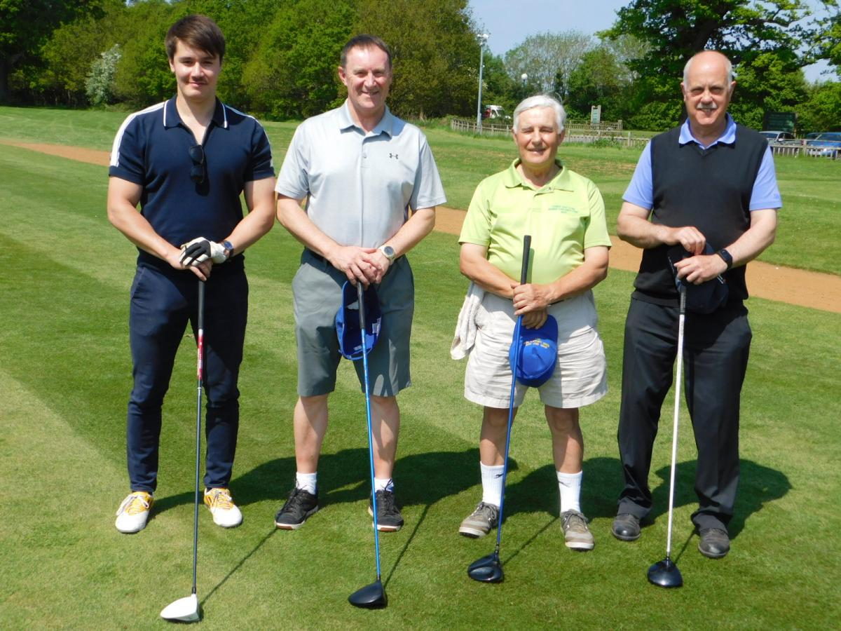 Golf Day at Stoneleigh Deer Park - May 15th 2018 - DSCN0074
