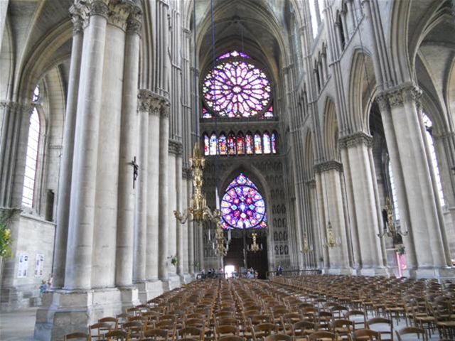 Trip to Reims - May 2011 -