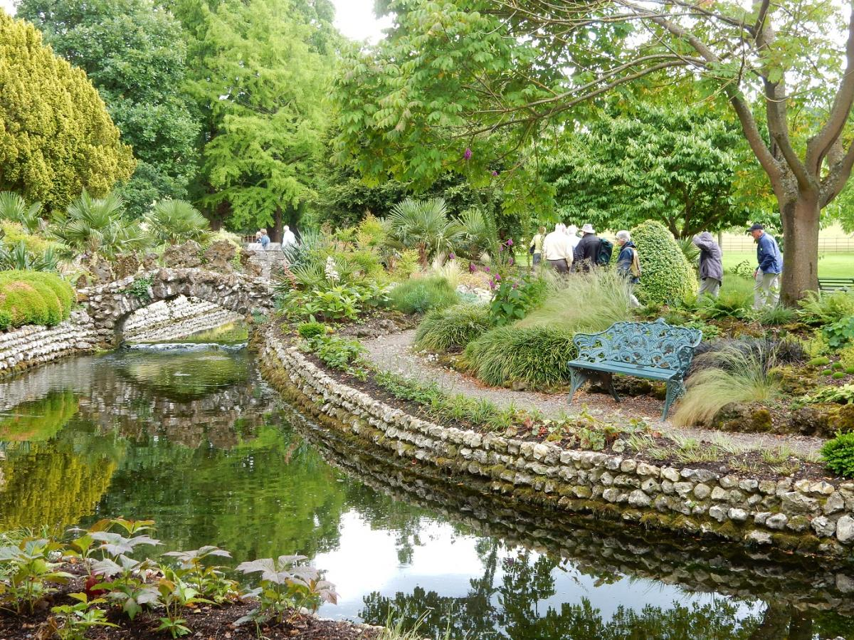 Annual Garden Visit 2016 to West Dean Gardens, West Sussex - Every time you turn a corner there's another surprise