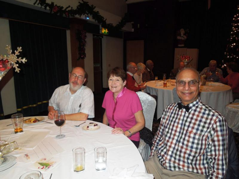 Christmas Dinner -Hough End Centre - DSCN2709a