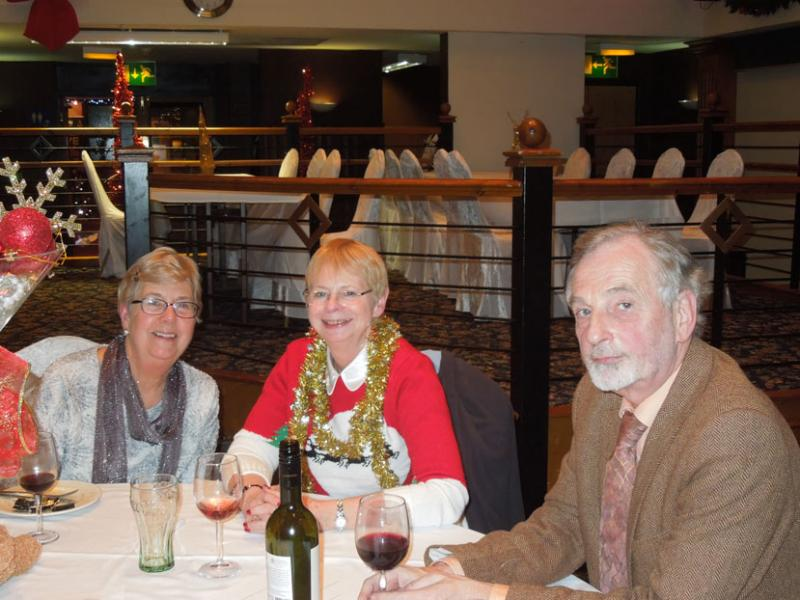 Christmas Dinner -Hough End Centre - DSCN2712a