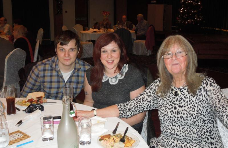 Christmas Dinner -Hough End Centre - DSCN2714a