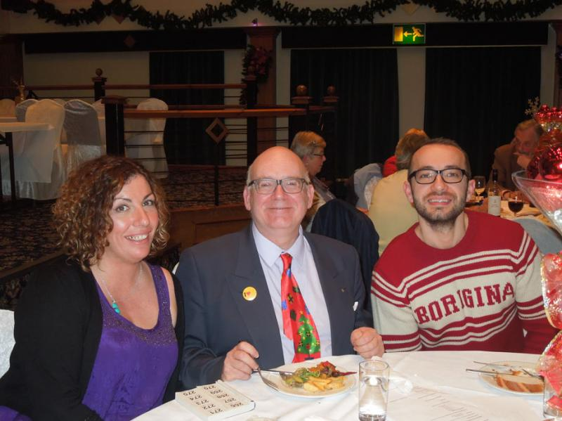 Christmas Dinner -Hough End Centre - DSCN2715a