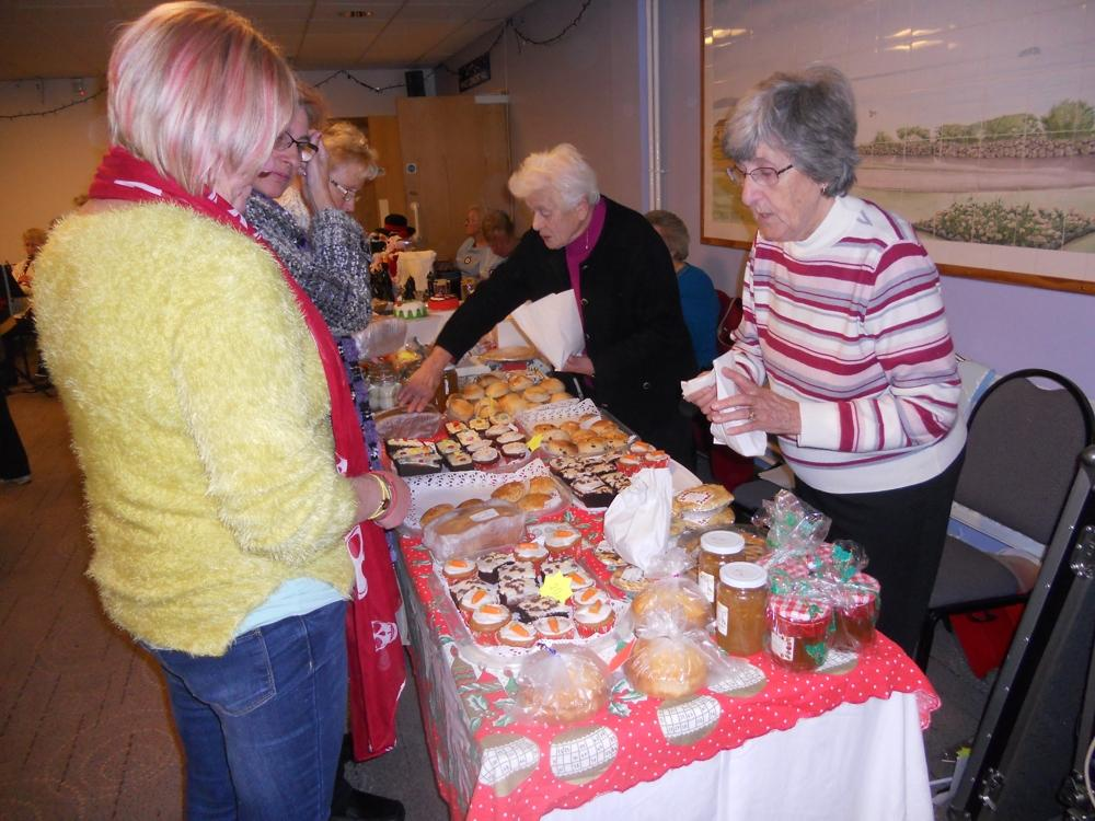 Charity Christmas Fayre - The Royal Hotel  -